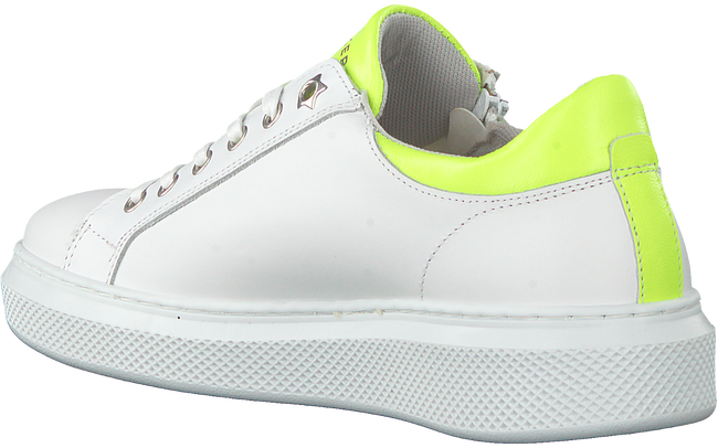 Weiße BULLBOXER Sneaker low ALG000E5L  - large