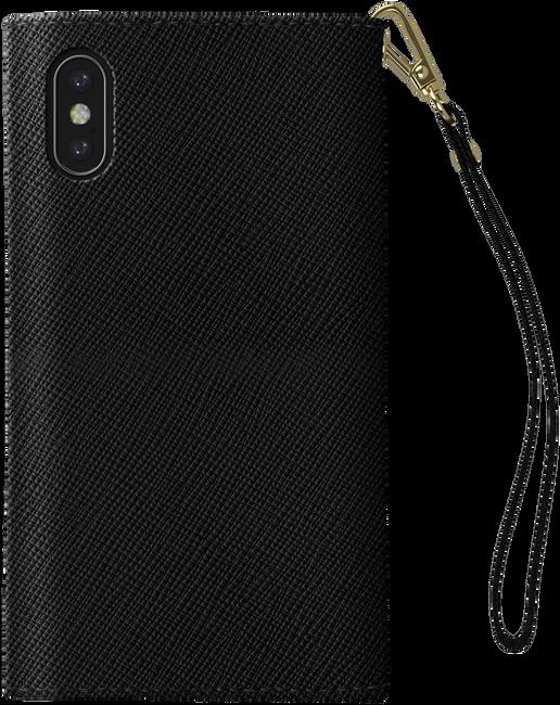 Schwarze IDEAL OF SWEDEN Handy-Schutzhülle MAYFAIR CLUTCH IPHONE X /Xs - large