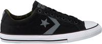 Schwarze CONVERSE Sneaker STAR PLAYER OX KIDS - medium