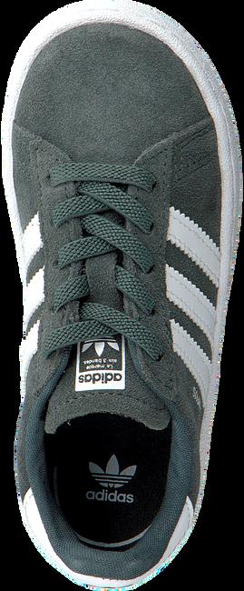 Weiße ADIDAS Sneaker CAMPUS EL I  - large