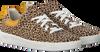 Braune TON & TON Sneaker low OM120262  - small