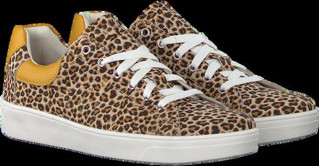 Braune TON & TON Sneaker low OM120262  - large