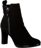 Schwarze NOTRE-V Stiefeletten 119 30065LX  - small