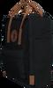 Schwarze FJALLRAVEN Rucksack 23565 - small