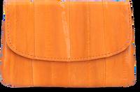 Orangene BECKSONDERGAARD Portemonnaie HANDY  - medium