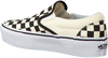 Weiße VANS Slip-on Sneaker CLASSIC SLIP ON PLATFORM - small