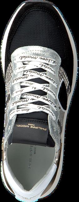 Schwarze PHILIPPE MODEL Sneaker low TRPX L D  - large