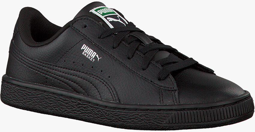 Schwarze PUMA Sneaker BASKET CLASSIC LFS - larger