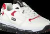 Weiße BJORN BORG Sneaker low X500 HBD  - small