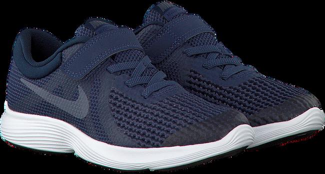 Blaue NIKE Sneaker REVOLUTION 4 (PSV) - large