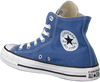 Blaue CONVERSE Sneaker CHUCK TAYLOR ALL STAR HI DAMES  - small