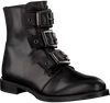 Schwarze ROBERTO D'ANGELO Ankle Boots 8415 - small