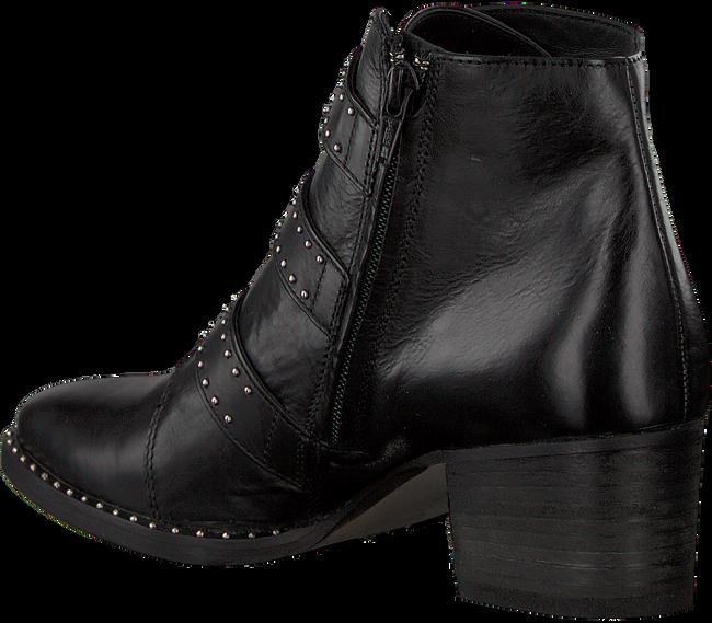 Schwarze PAUL GREEN Stiefeletten 9125 - large