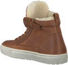 Cognacfarbene GIGA Ankle Boots 7910 - small