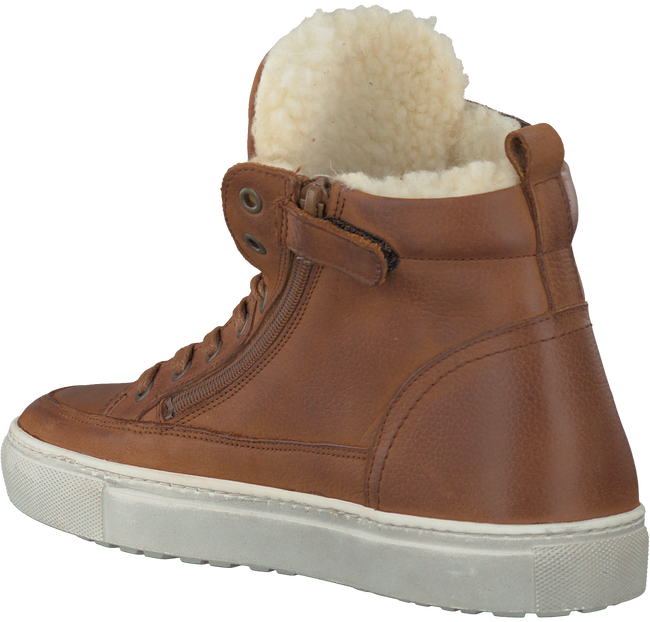 Cognacfarbene GIGA Ankle Boots 7910 - large