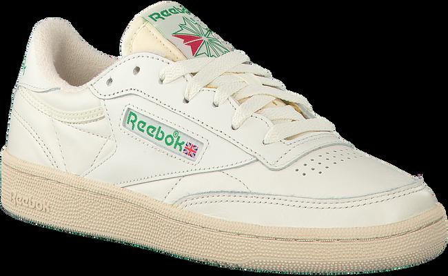Beige REEBOK Sneaker CLUB C 85 WMN - large