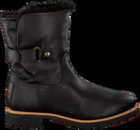 Black PANAMA JACK shoe FELIA IGLOO TRAVELLING  - medium