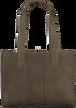 Taupe MYOMY Handtasche CARRY HANDBAG - small