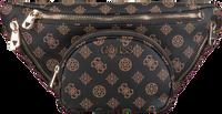 Braune GUESS Handtasche UTILITY VIBE BELT BAG  - medium