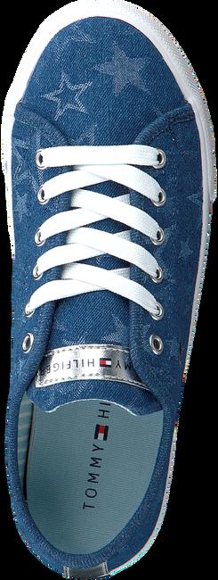 Blaue TOMMY HILFIGER Schnürschuhe T3A4-00257 - large