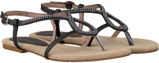 Black MALUO shoe 4758  - large