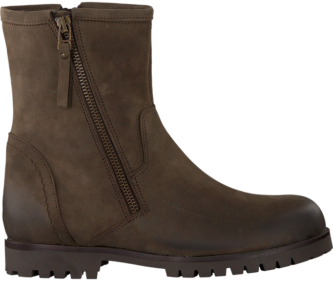Grüne OMODA Ankle Boots 8714 - large