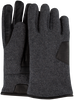 Graue UGG Handschuhe FABRIC AND LEATHER GLOVE - small