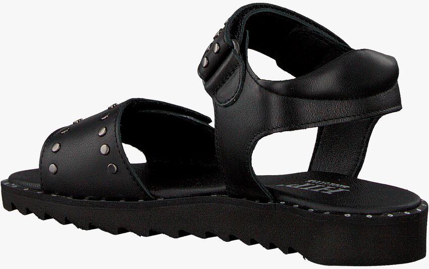 Schwarze HIP Sandalen H1860 - larger