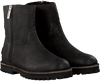 Schwarze SHABBIES Stiefeletten 181020150 - small