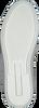 Weiße MICHAEL KORS Sneaker KEATON LACE UP - small