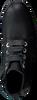 Schwarze CLIC! Schnürstiefel 9203 - small