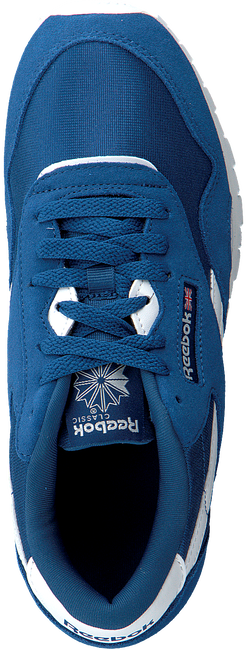 Blaue REEBOK Sneaker CL NYLON - large