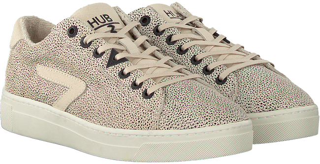 Beige HUB Sneaker low HOOK-Z LW  - large