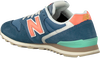Blaue NEW BALANCE Sneaker low WL996  - small