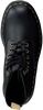 Schwarze DR MARTENS Ankle Boots 1460 VEGAN  - small