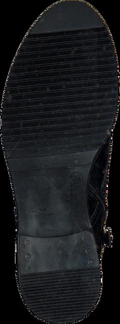 Schwarze MJUS Schnürboots 108221 - large