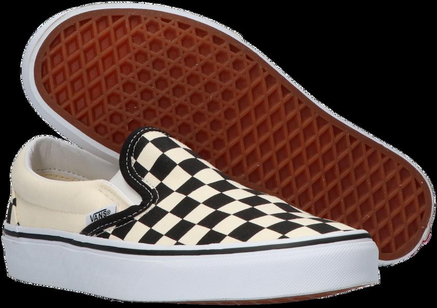 Schwarze VANS Slip-on Sneaker CLASSIC SLIP-ON CLASSIC SLIP-O - larger