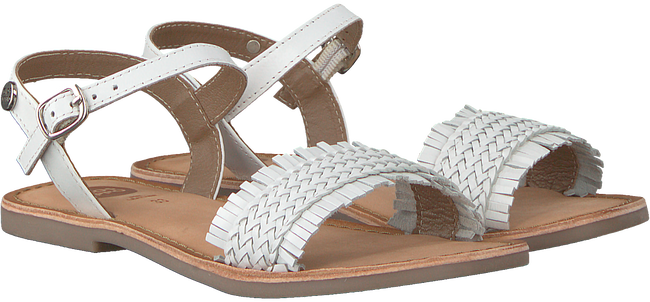 Weiße GIOSEPPO Sandalen 48616  - large