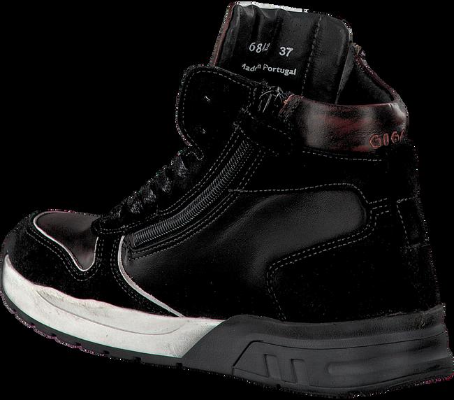 Schwarze GIGA Sneaker 6842 - large