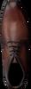 Cognacfarbene OMODA Business Schuhe OMODA 36493 - small