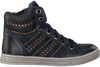 Blaue BRAQEEZ Sneaker 417657 - small