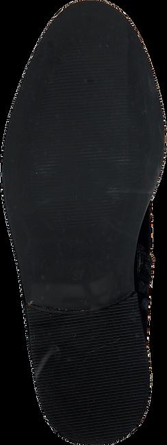 Schwarze OMODA Schnürboots R16136 - large