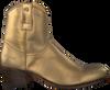 Goldfarbene SENDRA Stiefeletten 16751  - small