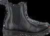 Schwarze DR MARTENS Chelsea Boots FLORA - small