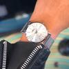 Silberne IKKI Uhr FLORENCE - small