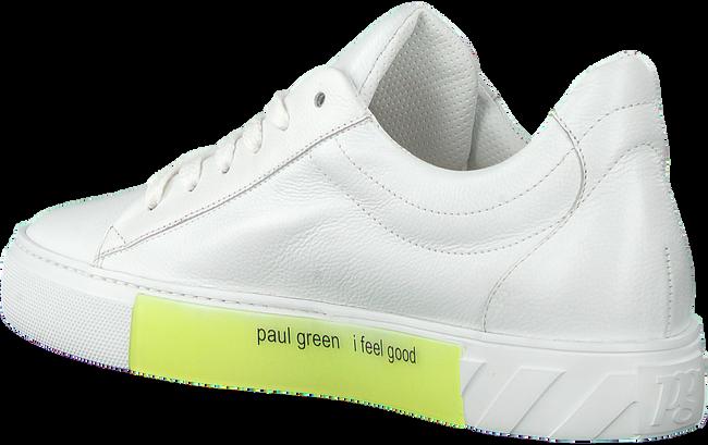 Weiße PAUL GREEN Sneaker low 4950-006  - large