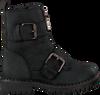 Schwarze OMODA Biker Boots 668  - small