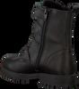 Schwarze OMODA Biker Boots 292232 - small
