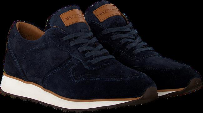Blaue MAZZELTOV Sneaker 8326  - large
