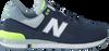 Blaue NEW BALANCE Sneaker ML574  - small